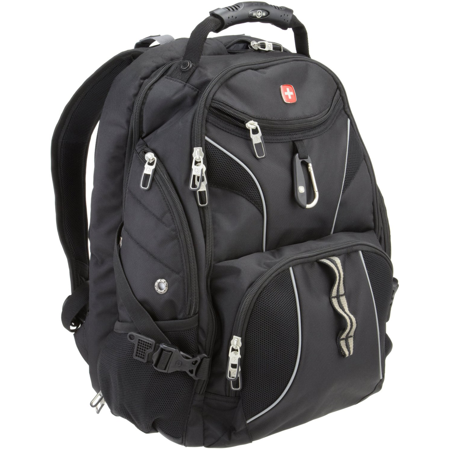 SwissGear SA1923 ScanSmart Backpack vs SwissGear Travel Gear ...