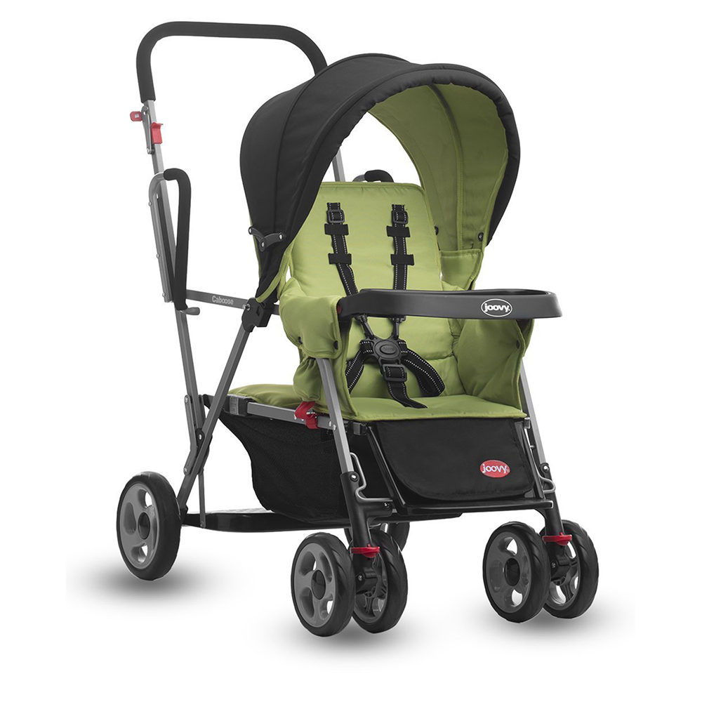 Graco Roomfor2 Vs Joovy Caboose Stand On Stroller For Two