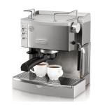 Brivelle 800ESXL vs. De'Longhi EC702: Hello espresso machines!