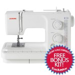 Janome Sewist 500 vs. Janome Magnolia 7318: Which easy beginner sewing machine will you take on your sewing adventures?