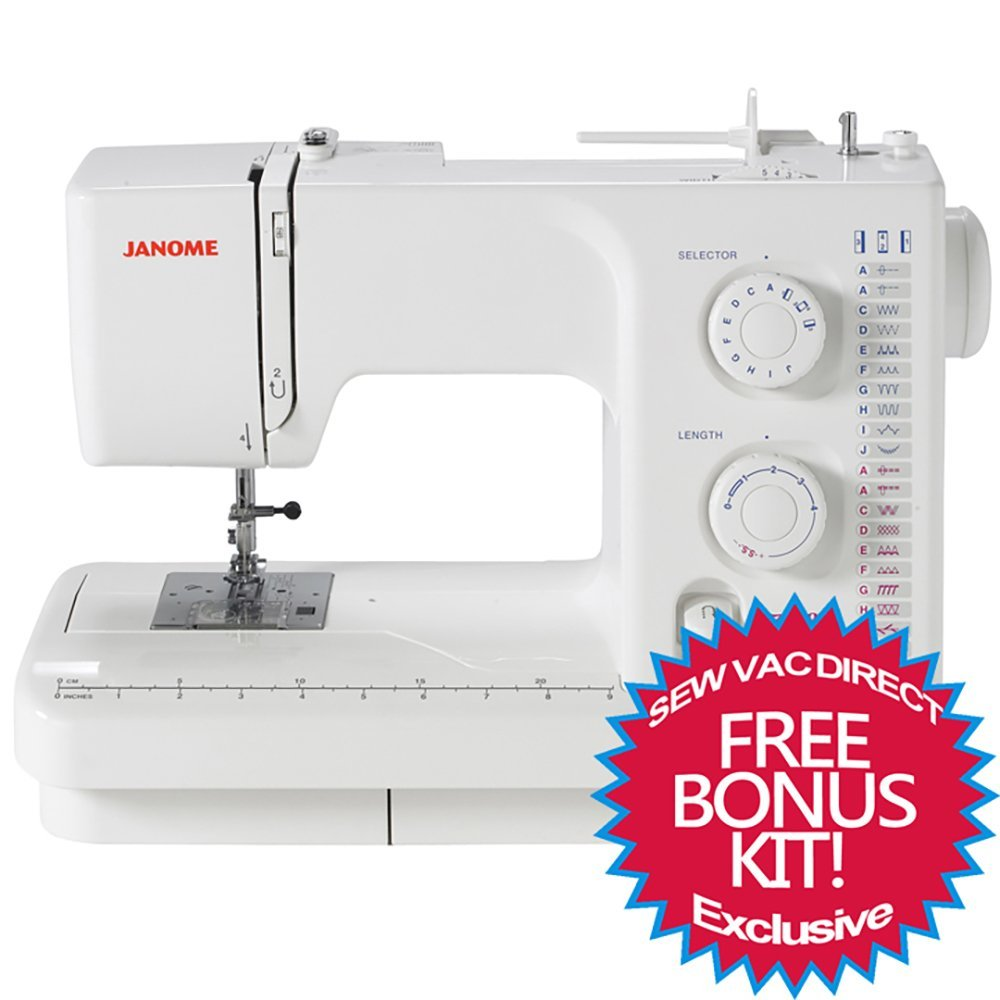 sewing machine easy to use beginner