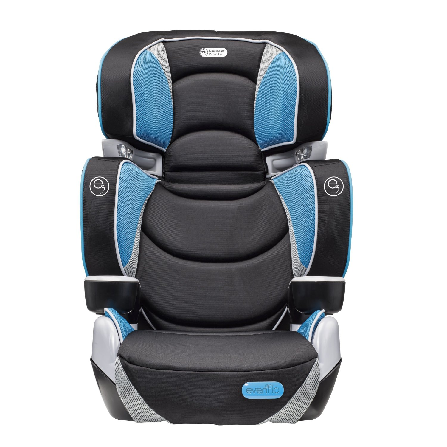 evenflo rightfit booster seat vs graco affix youth booster. Black Bedroom Furniture Sets. Home Design Ideas