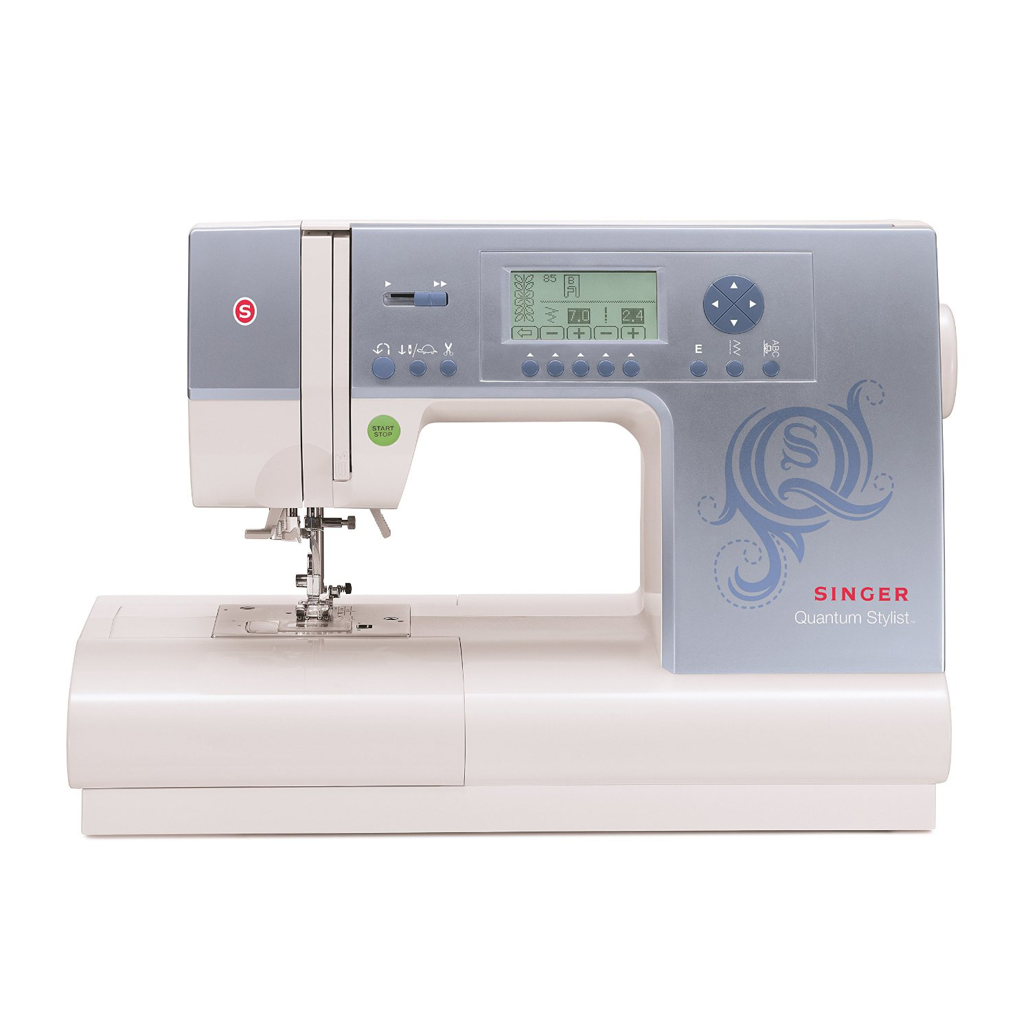 Singer Pixie Plus Singer 9960 Vs Singer 9980 High End Sewing Machines