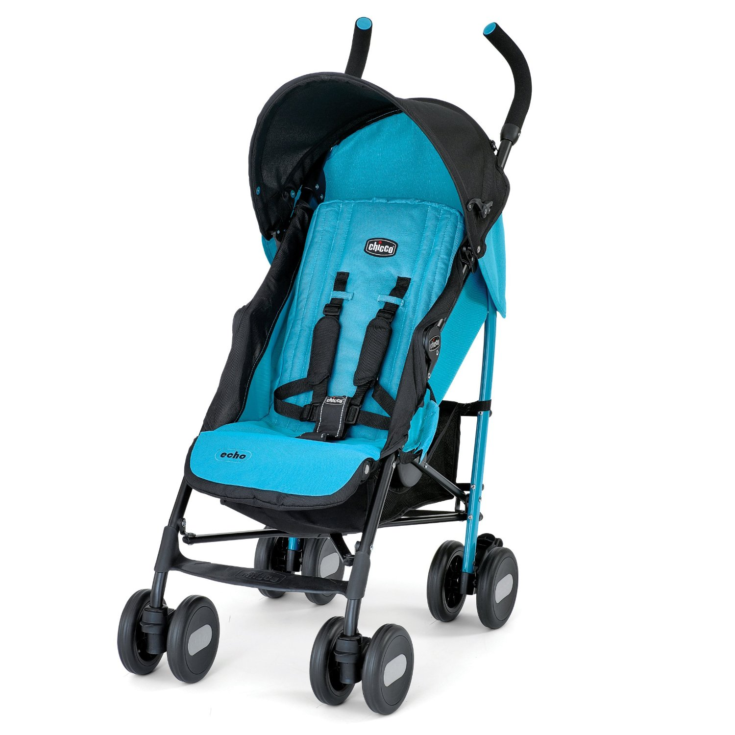 Chicco Liteway vs Chicco Echo: Lightweight Strollers for ...
