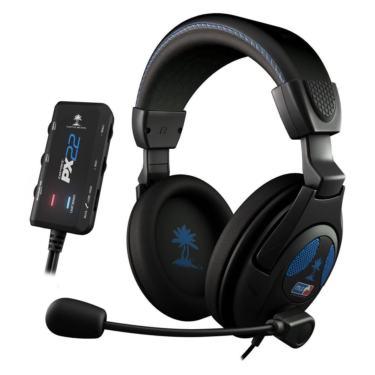 P Turtle Beach Turtle Beach PX24 vs. ...