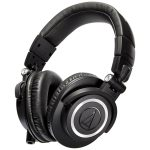 Audio-Technica ATH-M20X vs Audio-Technica ATH-M50X