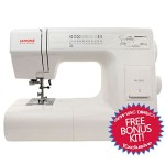 Janome HD3000 vs. Singer 4423: How will you explore the world of sewing?