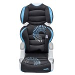 Graco Highback Turbobooster vs. Evenflo Amp: Two great grow-with-me booster seats