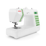 Janome DC2012 vs. DC2013: What's the difference between these two limited edition sewing machines?