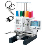 Janome MB4 vs. Brother PR650: Two Professional-grade embroidery machines worth considering