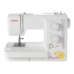 Janome Magnolia 7318 vs. Janome 2212: Which Janome is the one for you?